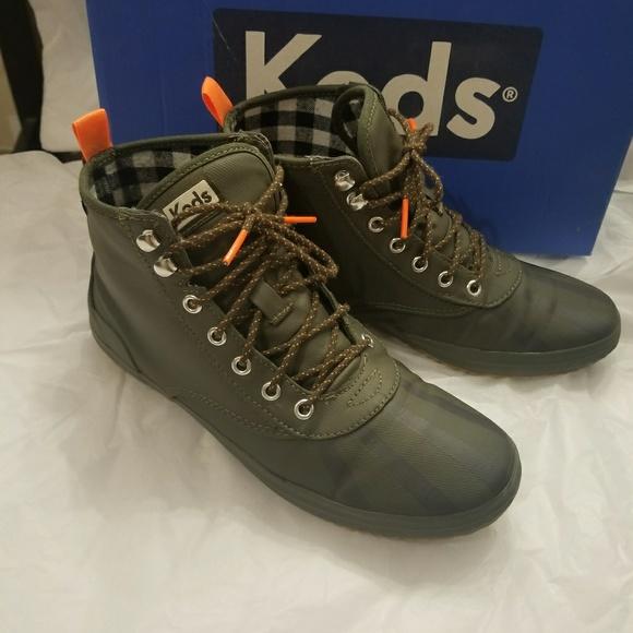 d0102cfc9e91 Keds Shoes - Women s Keds Scout Splash WX Duck Boots